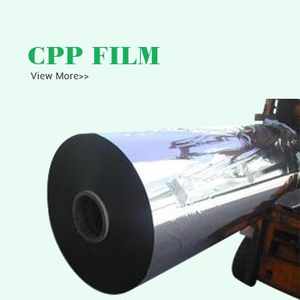 CPP-Film, metallisierter CPP-Film