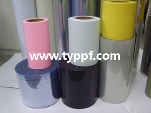 PVC / PET / PP / PS / PC / PE-Hartfolie